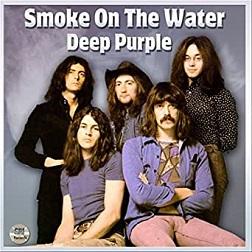 Smoke on the water copertina